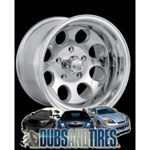 16x10 ION Alloy Style 171 (Polished) Wheels/Rims 8x170