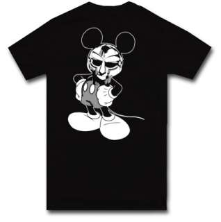 MF DOOM MICKEY MOUSE t shirt disney rap S M L XL 2XL