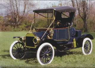 1912 Ford Model T torpedo roadster (DS)