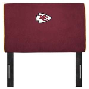 Kansas City Chiefs NFL Team Logo Headboard  Sports