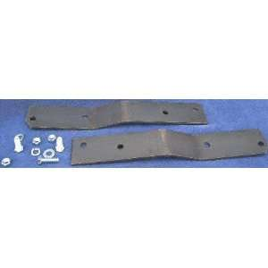 67 72 CHEVY CHEVROLET FULL SIZE PICKUP fullsize STEP BUMPER MOUNT KIT