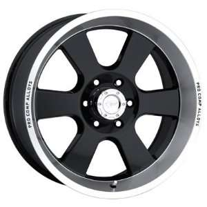 Pro Comp Alloys 8107 Gloss Black Wheel (17x8/6x5.5) Automotive