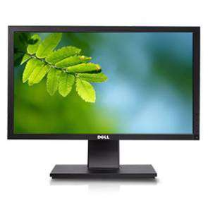 Dell Professional P2011H 20 Widescreen LED LCD Monitor   Black