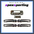07 12 Toyota Tundra Crew Max Chrome Door Handle Tailgat