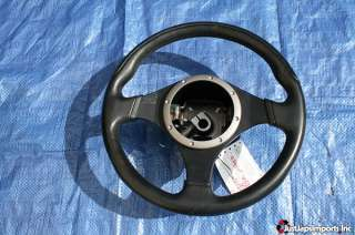 2006 MITSUBISHI LANCER EVOLUTION 9 OEM STEERING WHEEL EVO9 GSR MR CT9A