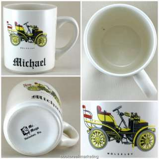Assorted Novelty Retro Souvenir Vintage Ceramic Pottery Coffee Tea Mug