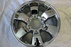 OEM Chrome Toyota 4Runner Wheel/Rim Part# 69428