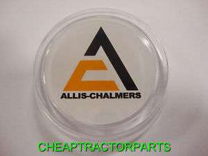 ALLIS CHALMERS TRACTOR STEERING WHEEL CAP 170 200 6080