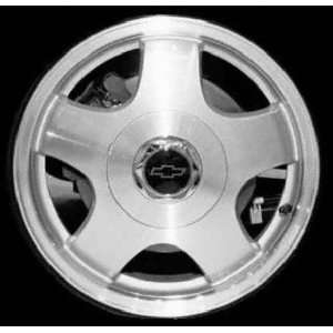 99 CHEVY CHEVROLET LUMINA ALLOY WHEEL (PASSENGER SIDE)  (DRIVER RIM