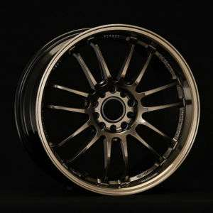 RAYS VOLK RACING HYPER BRONZE RE30 19 5x120 BMW 3 5 6