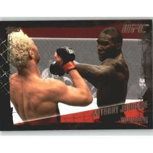 2010 Topps UFC Trading Card # 46 Anthony Johnson (Ultimate
