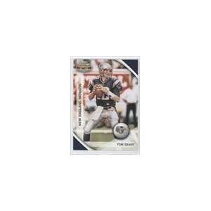 2010 Panini Gridiron Gear #88   Tom Brady Sports