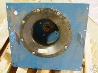 BLOWER HOUSING with 5 HP horse power Baldor electric Motor, RPM3450,V