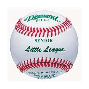 Diamond DSLL 1 Sr LL Baseball Sold Per DZN