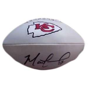 Matt Cassel Autographed Full Size Kansas City Chiefs NFL Football