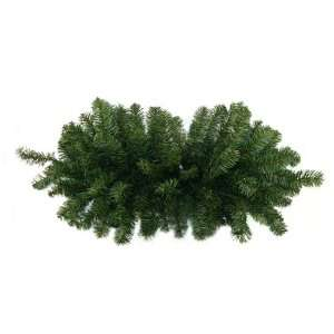 32 Canadian Pine Artificial Christmas Swag   Unlit