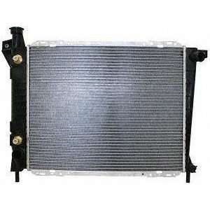 90 97 FORD AEROSTAR RADIATOR VAN, 6cyl; 4.0L; 244c.i. 2 Row (1990 90
