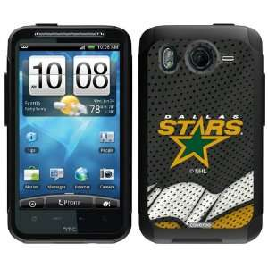 NHL Dallas Stars   Home Jersey design on HTC Desire HD Commuter Case