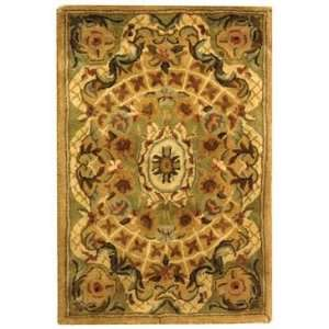 Safavieh Rugs Classic Collection CL304D 3 Toupe/Light