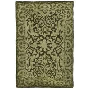 Safavieh Silk Road SKR213D Sage and Sage Traditional 4 x