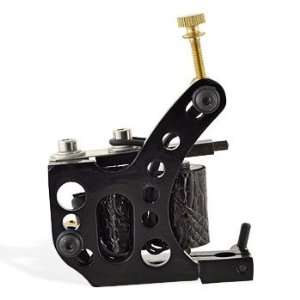 Black hole Tattoo machine, 10 wrap