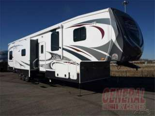 12 HEARTLAND ROAD WARRIOR 415RW FIFTH WHEEL TOY HAULER RV 12 CARGO