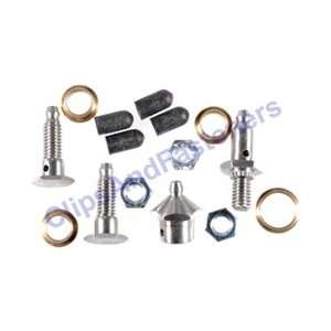 GM Greaseable Stainless Steel Door Hinge Pin Kit Automotive