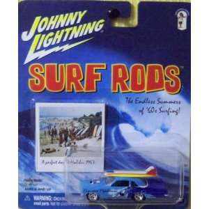 Johnny Lightning Surf Rods The Endless Summers of 60s Surfing
