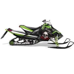 Cat Sno Pro Race 500/600 Sled Snowmobile Graphic Kit Automotive