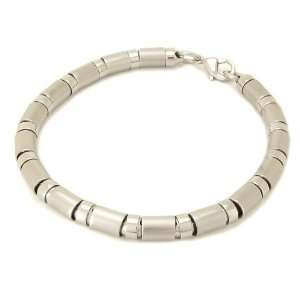 Mens Stainless Steel Slither Bracelet Jewelry