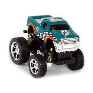Diecast Ford Mini Monster Truck 2004 SERIES #2 NFL Diecast Fleer Team