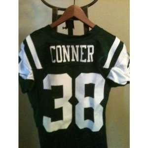 John The Terminator Conner Game Used Jersey 11/6 vs