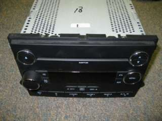 NEW 09,10,11 Ford Econoline Van OEM CD Player Radio
