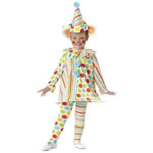 Candy Clown Costume   Toddler Costume Toys & Games