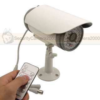 Infrared Motion Detection Color Digital Camera DVR for Surveillance