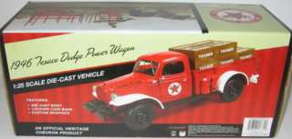 1946 DODGE REGULAR POWER WAGON #28 NEW REPLACEMENT BOX ONLY
