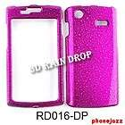 3D Rain Water Drop Purple For Samsung Seek M350 Hard Case Cover