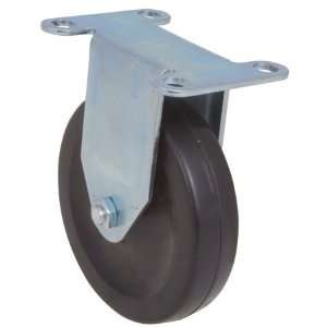 Shepherd NFC 31232 Rigid Plate Caster Faultless Caster, Light Duty