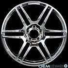 19 CHROME SPORT WHEELS FITS MERCEDES BENZ AMG E320 E43