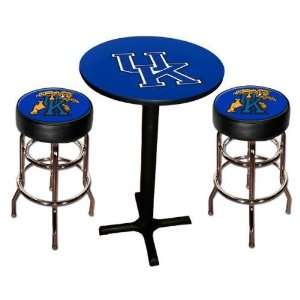 Kentucky UK Wildcats Pool Hall/Bar/Pub Table   Black