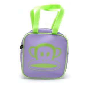 Paul Frank Julius Core Jelly Square Satchel Bag   Purple