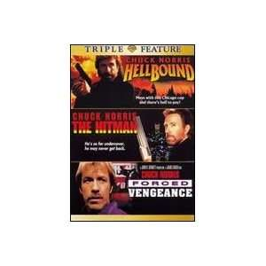 New Warner Studios Hellbound/Hitman/Forced Vengeance