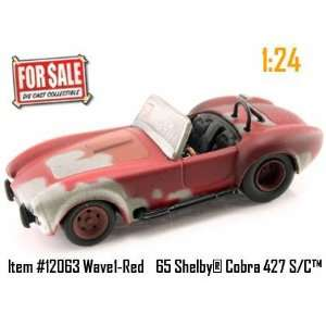 Jada Dub City For Sale Red 1965 Shelby Cobra 427 S/C 164
