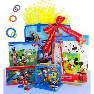 Disney Mickey Mouse Sibling Gift Set Baby