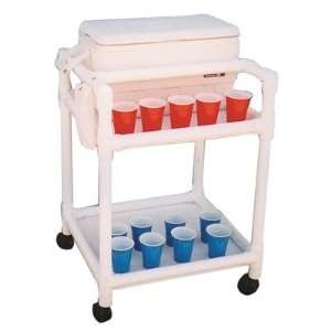 E805 Echo Hydration Cart with Ice Chest
