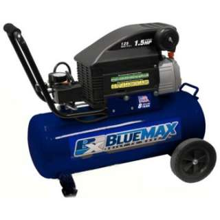 Blue Max 1.5 HP 8 Gallon Horizontal Air Compressor 42801