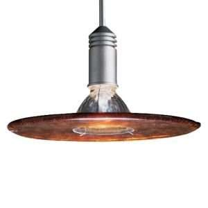 Pia I Down Pendant with UNI Plug by Bruck Lighting  R276567 Finish