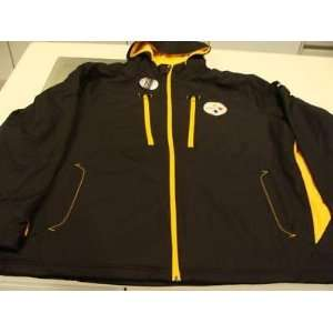 Pittsburgh Steelers Midweight Jacket Football NFL L NWT