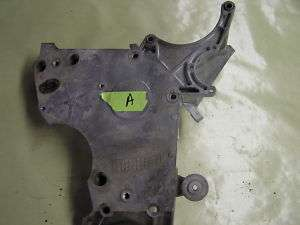 LAND ROVER FREELANDER FRONT ENGINE MOUNT COVER 02 05 A