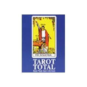 Rider Waite , Tarot, Total Deck and Book Set Toys & Games